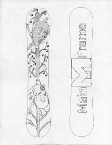 Rough Sketch Female version