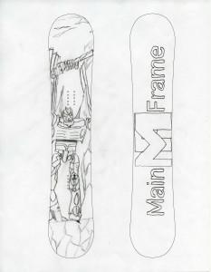 Rough Sketch Male version